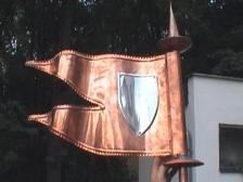Ozdobné klempířské prvky